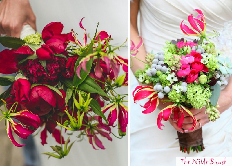 blog traditional wedding flower bouquets