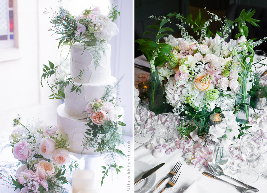 Pastel Wedding Flowers | The Wilde Bunch Wedding Blog