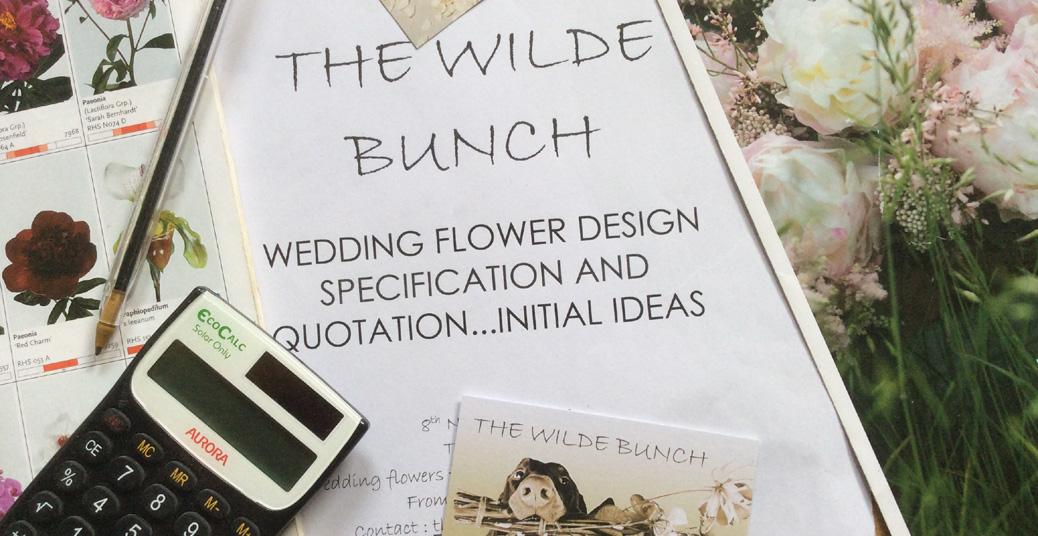 Maximising Your Wedding Flower Budget The Wilde Bunch Wedding Blog